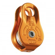 Petzl. FIXE W. Polea simple placas laterales fijas 23 kN